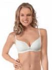 Skiny - Cotton Lovers 81092 női szivacsos merevítő nélküli melltartó