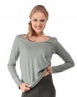 Skiny - Sleep & Dream 81895 női hosszú ujjú pizsama póló