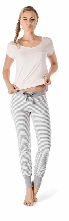 Skiny 81894 női rövid ujjú pizsama póló d683e20134
